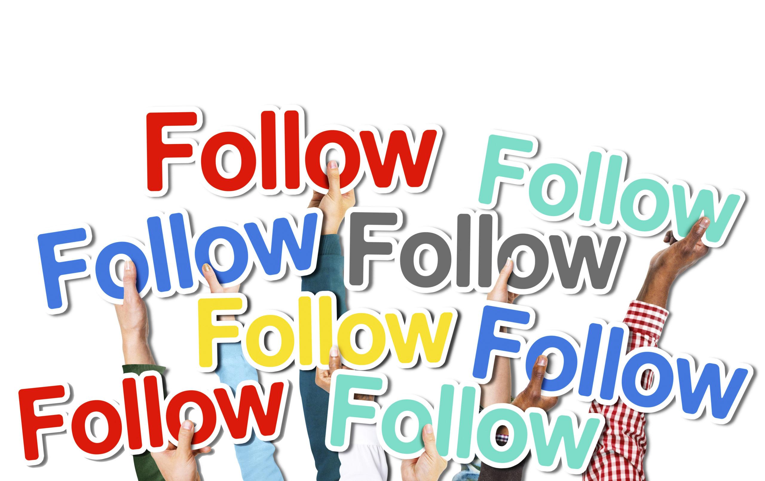 Following Oprah