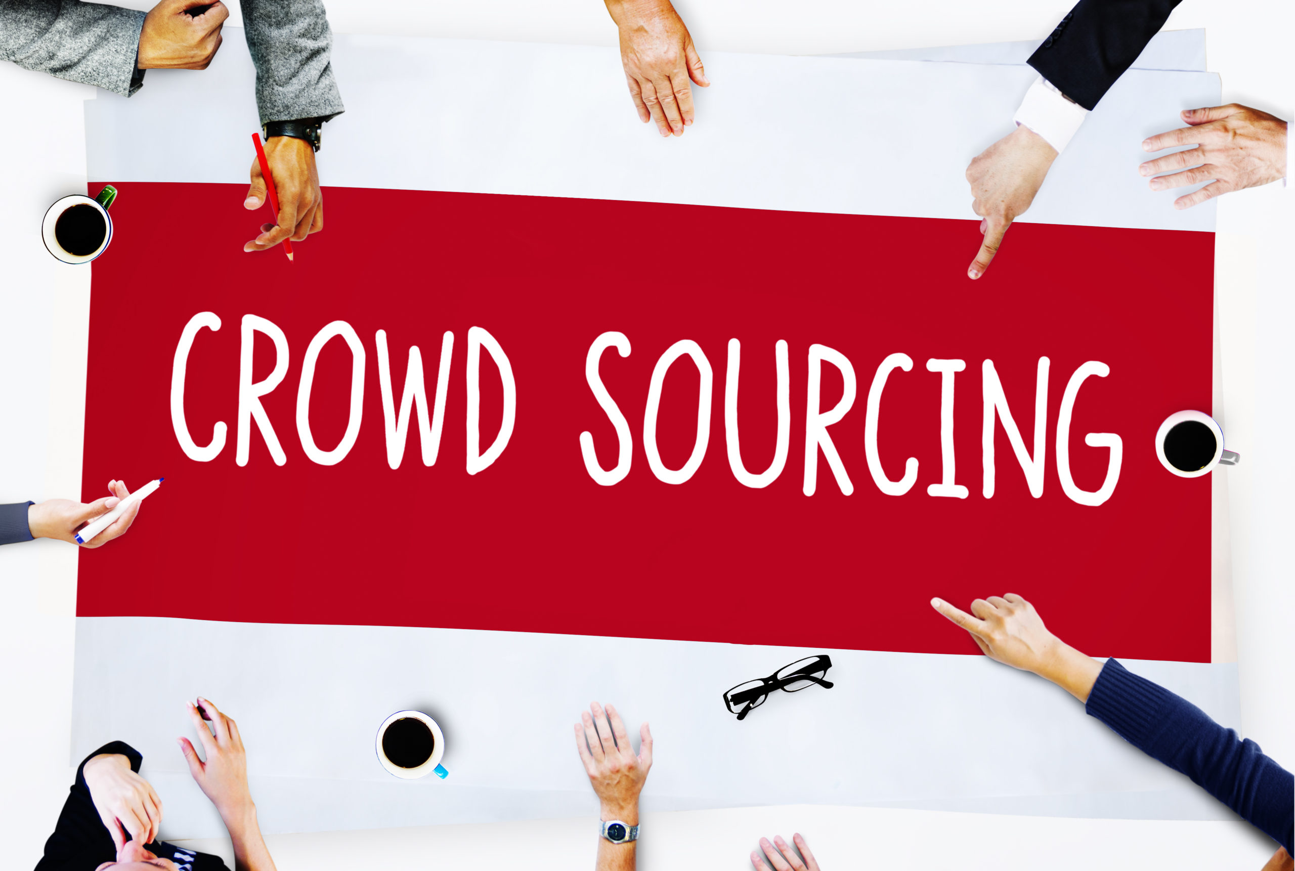 Will Crowdsourcing Make Agencies Obsolete?