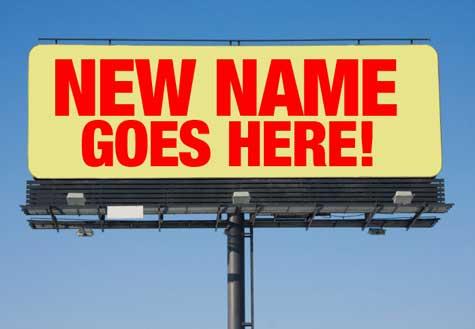 A PR Guide To Naming