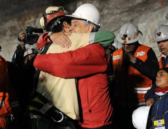 Crisis Management: Lessons From The Chilean Mine Rescue