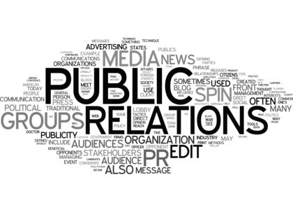 "PR By Another Name: Public Relations and the ""New"" Competition"