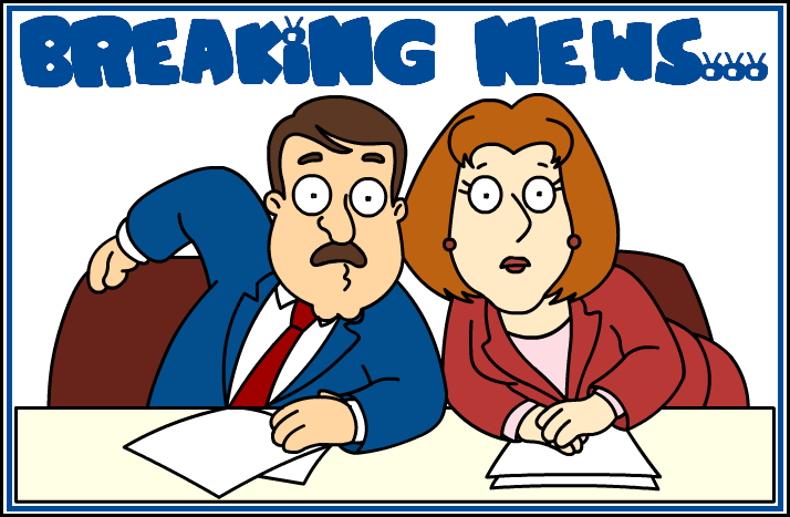 Breaking News Clip Art Clipart Of A 3d Breaking News Pictures to pin ...