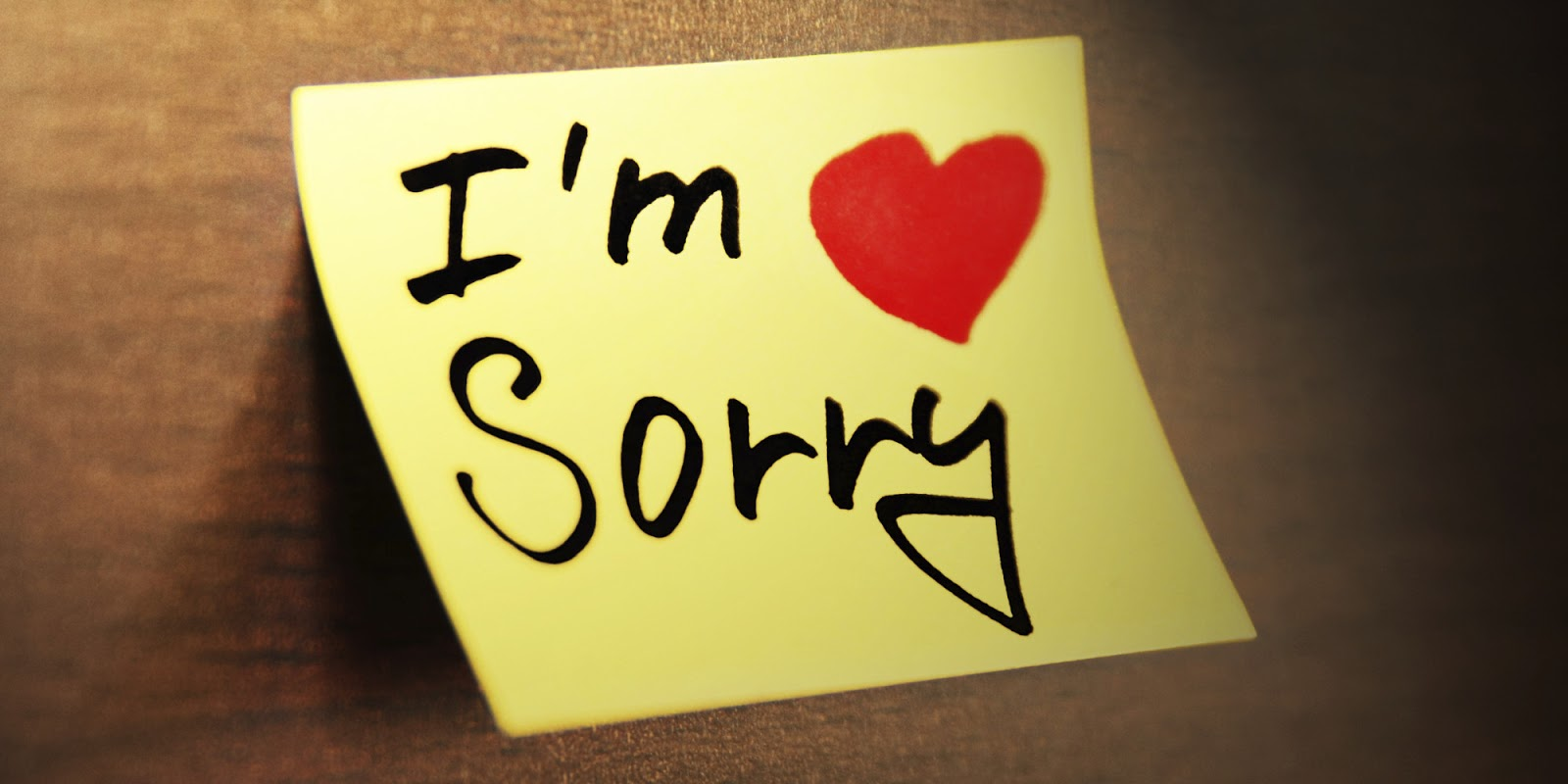 "How Not To Apologize: A Lesson In ""Apology PR"""