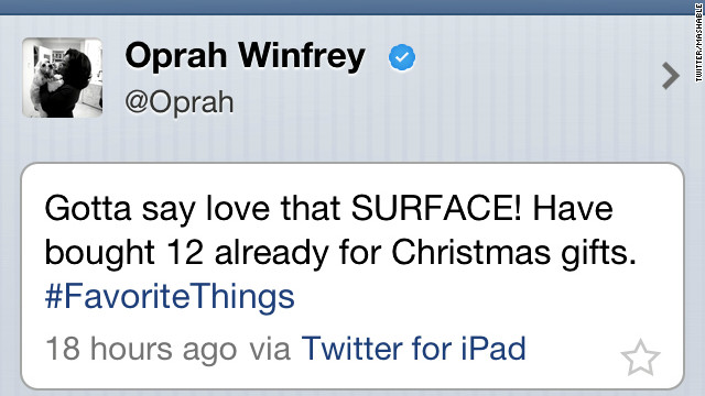 Is Oprah Still Relevant?
