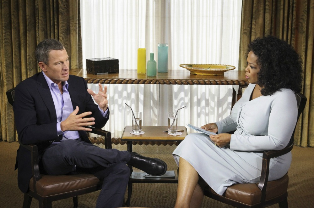 Armstrong Interview Is A Winner for Oprah
