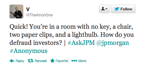 How to Prevent A Social PR Backlash: Lessons From JP Morgan