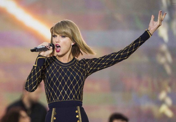 PR Lessons From Taylor Swift