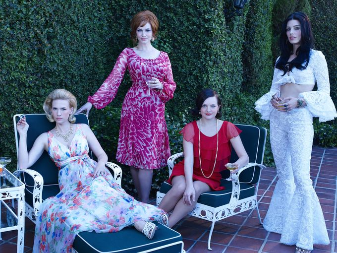 Mad Men Enters The 70s And PR Looks Back