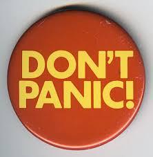 dont panic pr