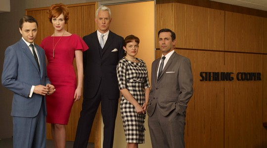 A PR Agency's Take On Mad Men