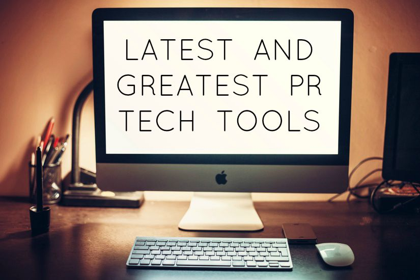 Increasing PR Productivity With New Tech Tools