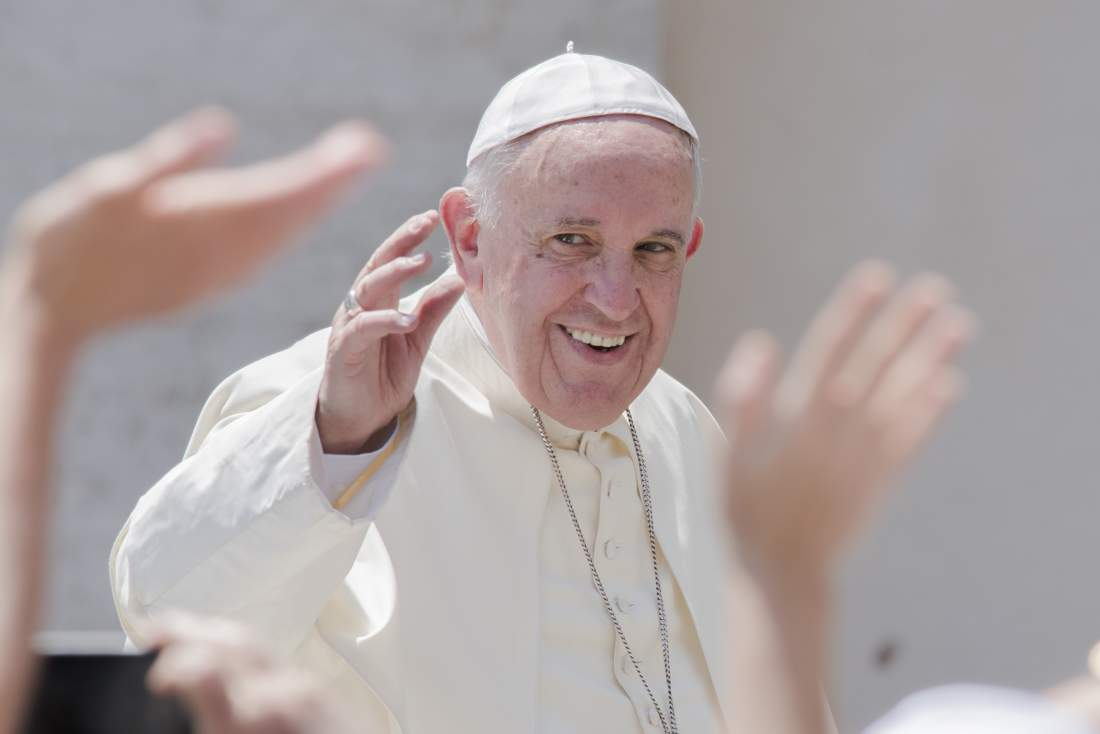 3 Simple PR Lessons From Pope Francis