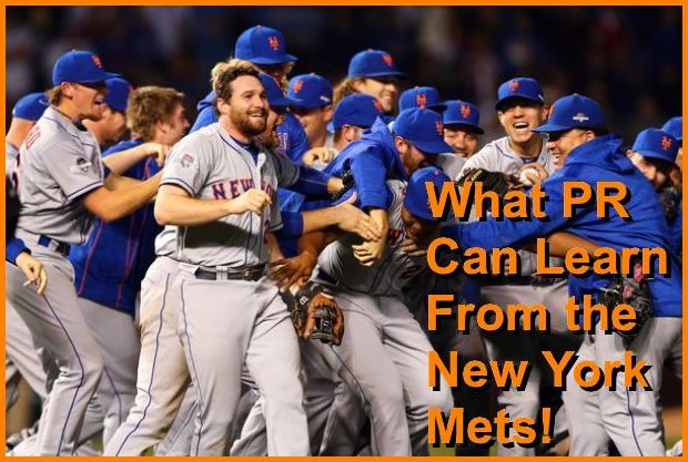 NY Mets and PR