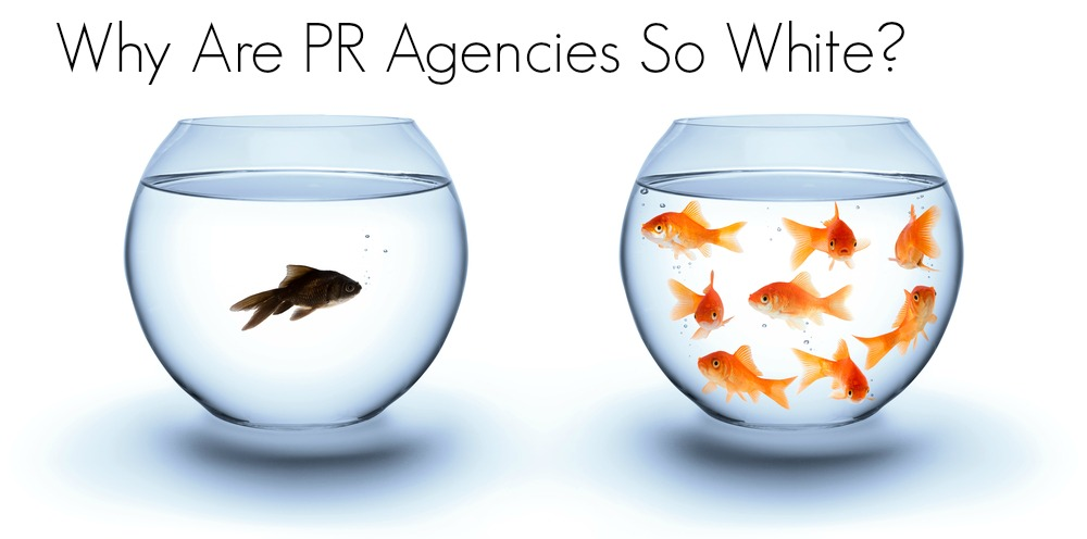 Why Are PR Agencies So White?