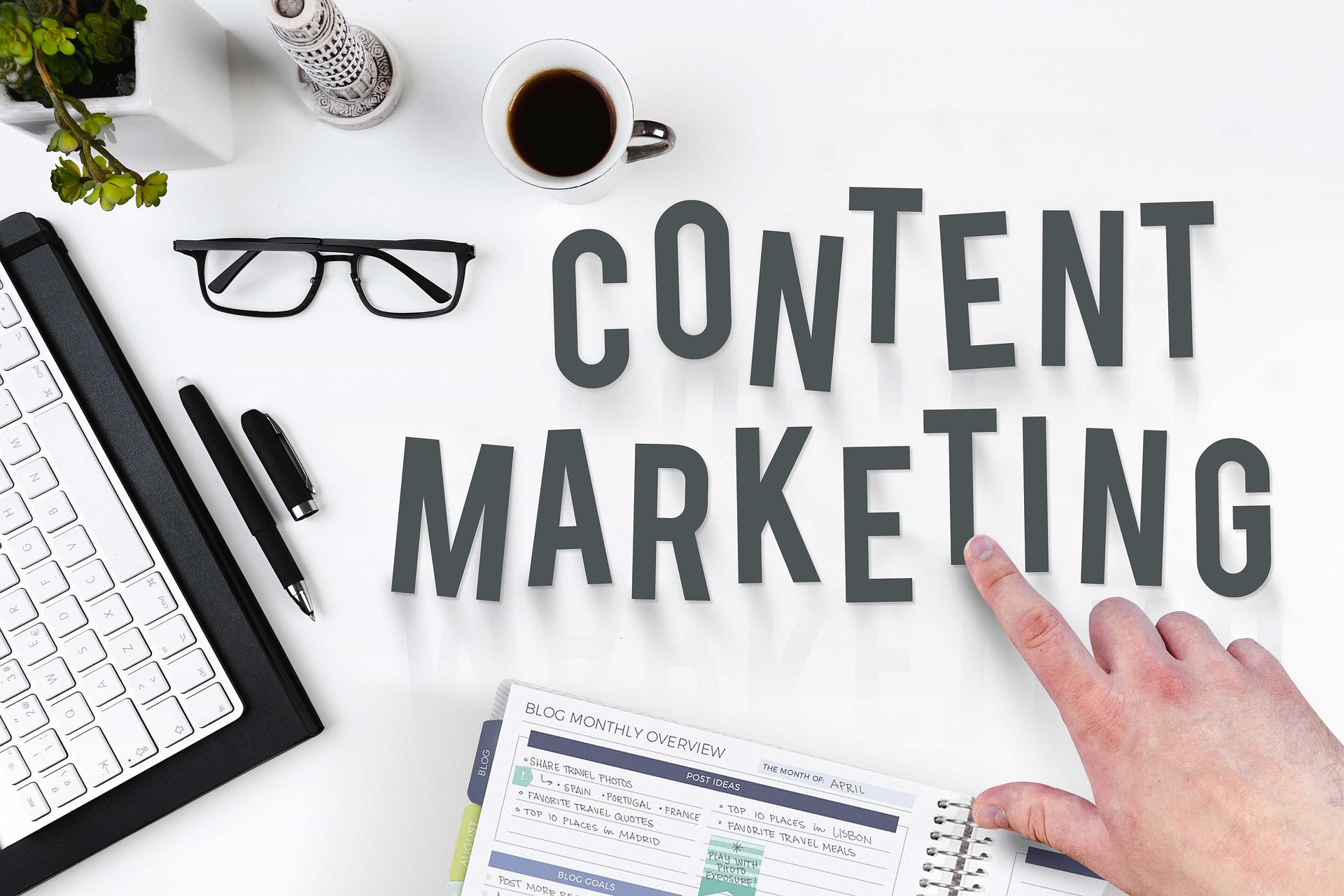 How PR And Content Marketing Can Work Together