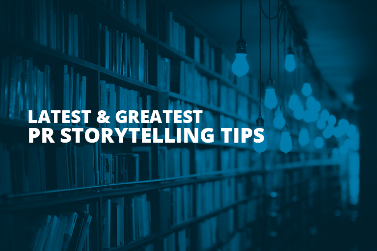 7 Latest And Greatest PR Storytelling Tips - Crenshaw