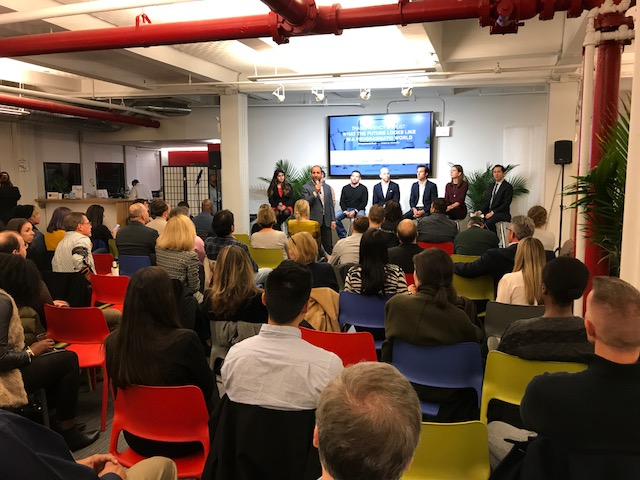 Crenshaw Client MediaRadar Hosts Packed Panel on Advertising Trust