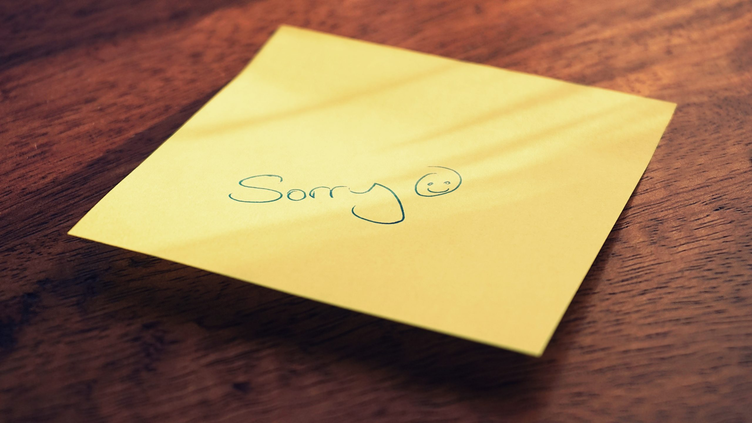 The Most Notable CEO Apologies Of 2012