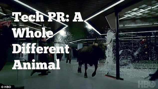 Tech PR: A Whole Different Animal