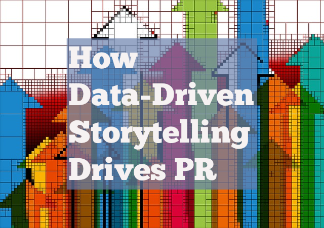 how data-driven storytelling drives PR