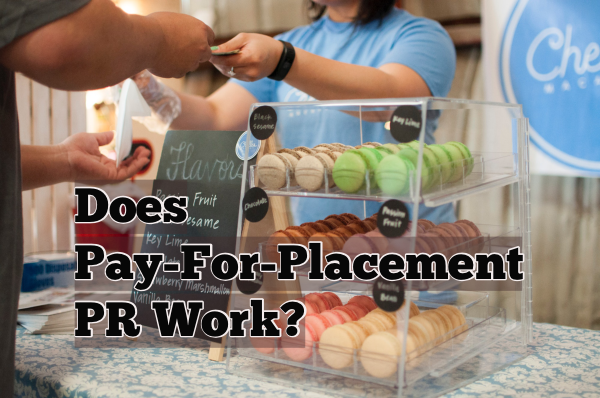 does pay-for-placement PR work?