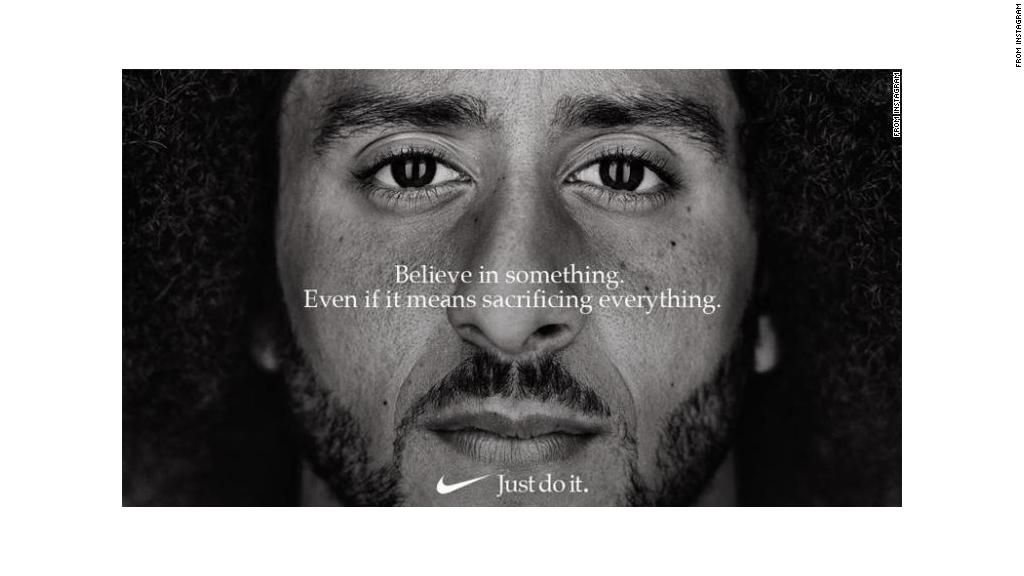Nike's Kaepernick Campaign Is Brilliant — And Risky