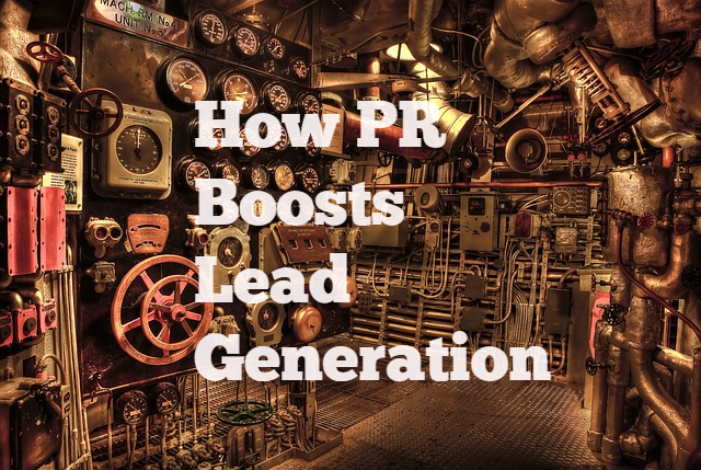 How PR boosts lead generation