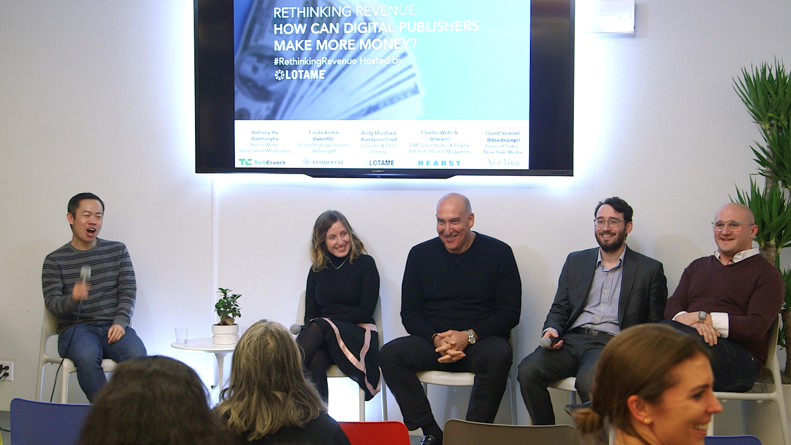 "Publishers ""Rethink Revenue"" At Thought Leadership Panel"
