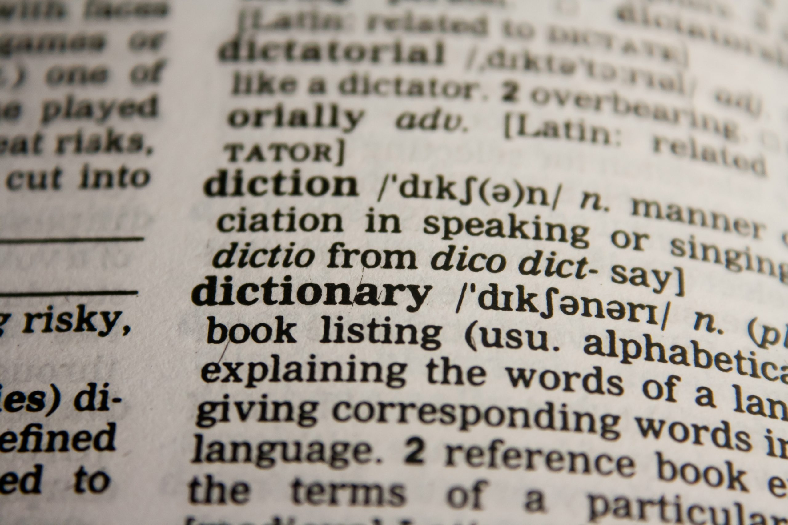 A PR Intern's Guide to Agency Lingo