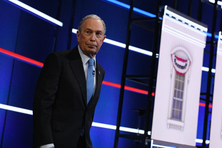 6 PR Lessons From Bloomberg's Awful Debate Performance