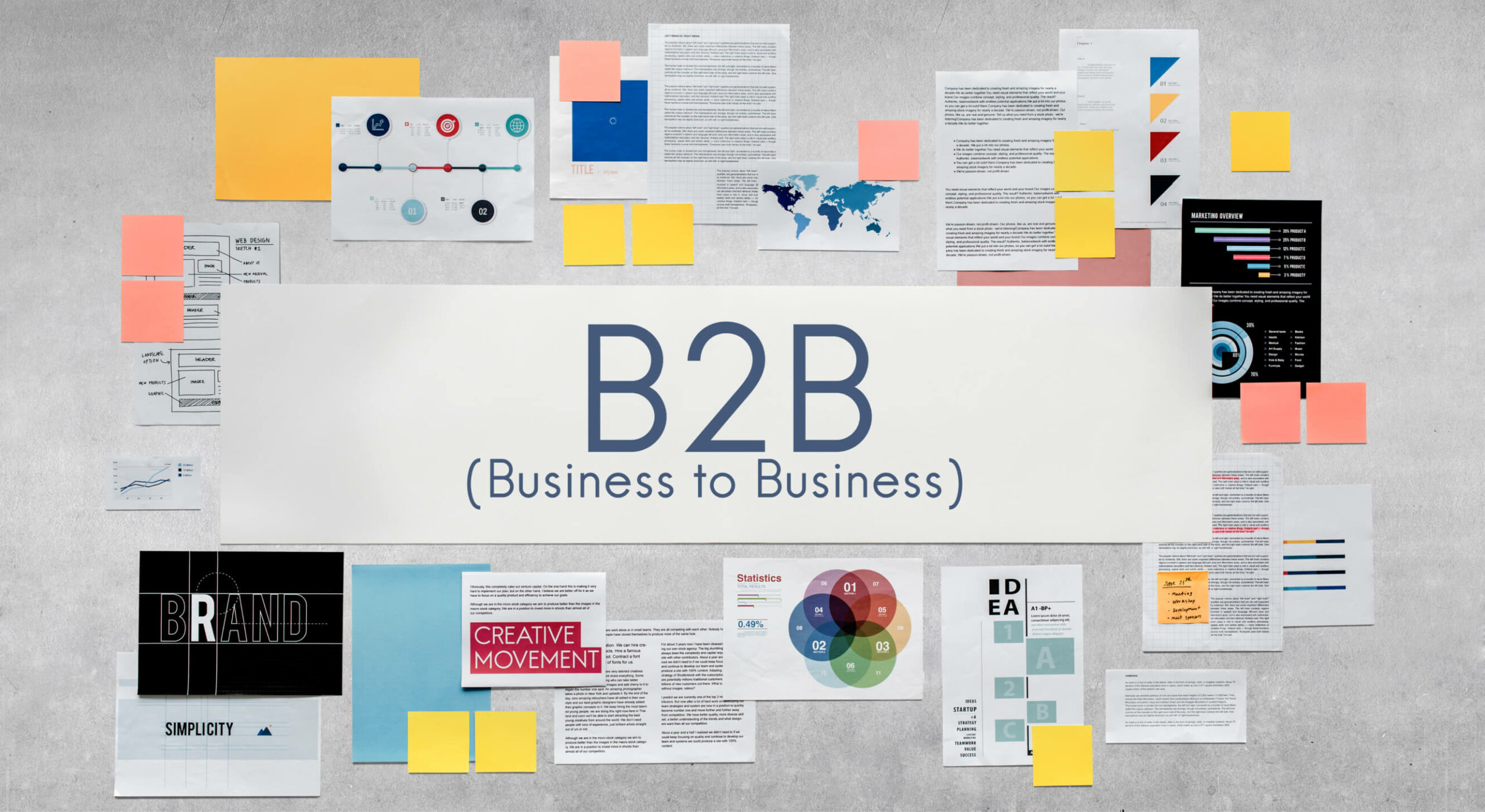 Five Reasons Why B2B PR Works