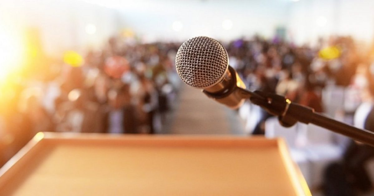 How Speaking Opportunities Support B2B Companies